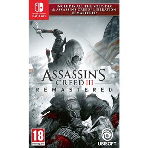 Assassin's Creed 3 Remastered (SWITCH)
