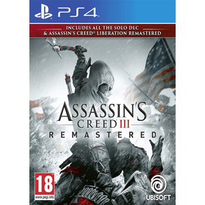 Assassin's Creed 3 Remastered (PS4)