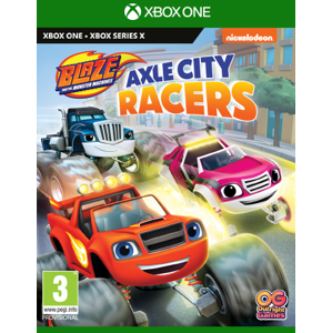 Blaze and the Monster Machines: Axle City Racers (Xbox One/Series)