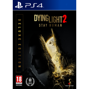 Dying Light 2: Stay Human Deluxe Edition (PS4)