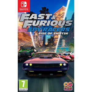 Fast & Furious Spy Racers: Rise of Sh1ft3r (SWITCH)