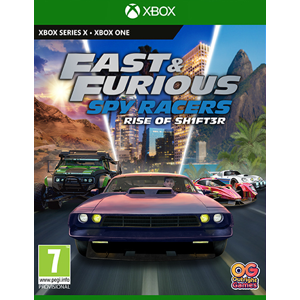 Fast & Furious Spy Racers: Rise of Sh1ft3r (Xbox One/Series)