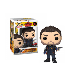 Funko POP! #1117 Movies: The Suicide Squad - Capt. Boomerang (Special Edition)