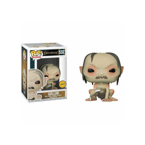 Funko POP! #532 Movies: Lord of the Rings - Gollum (Chase)