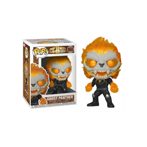 Funko POP! #860 Marvel: Infinity Warps - Ghost Panther