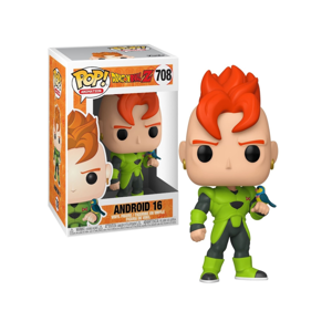 Funko POP! Animation: DBZ S7 - Android 16