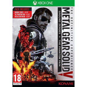 Metal Gear Solid 5: Definitive Experience (Xbox One)