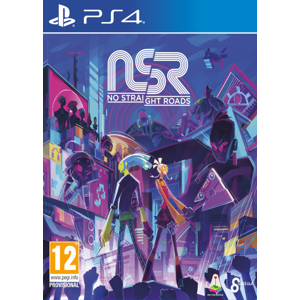 No Straight Roads Collector's Edition (PS4)
