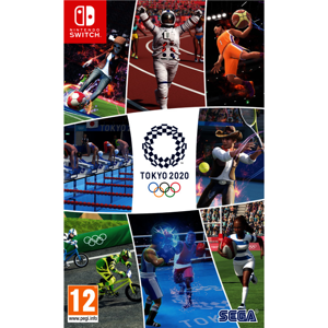 Olympic Games Tokyo 2020: The Official Video Game (SWITCH)