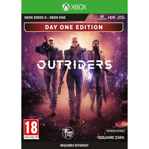 Outriders Day One Edition (Xbox One)