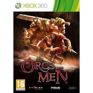 P X360 Of Orcs and Men