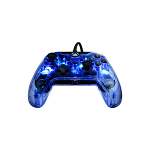 PDP Wired Controller Afterglow PRISMATIC