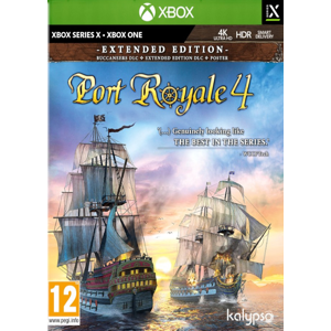 Port Royale 4 Extended Edition (Xbox Series)