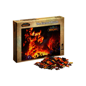 Puzzle Blizzard World of Warcraft - Ragnaros The Firelord