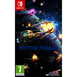 R-Type Final 2 - Inaugural Flight Edition (SWITCH)