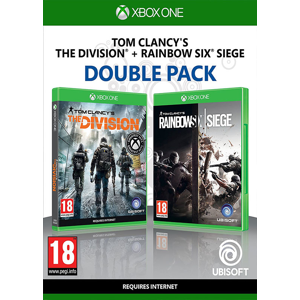 Rainbow Six Siege + The Division DuoPack (Xbox One)