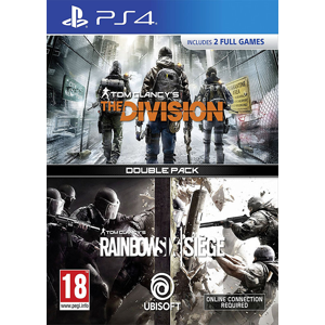 Rainbow Six Siege + The Division DuoPack (PS4)