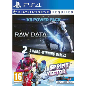 Raw Data + Sprint Vector Pack VR