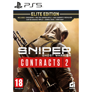 Sniper: Ghost Warrior Contracts 2 Elite Edition (PS5)