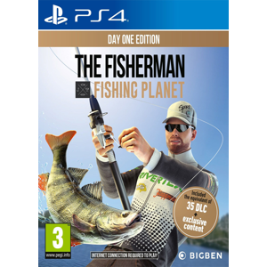 The Fisherman: Fishing Planet Day One Edition