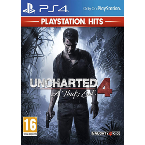 Uncharted 4: A Thief's End (PS HITS)