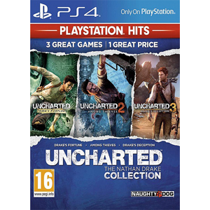 Uncharted: The Nathan Drake Collection (PS HITS)