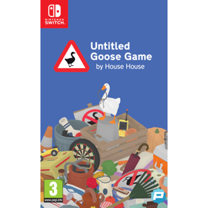 Untitled Goose Game (SWITCH)